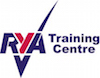 RYA Training Centre Logo (2 Colour) V Small