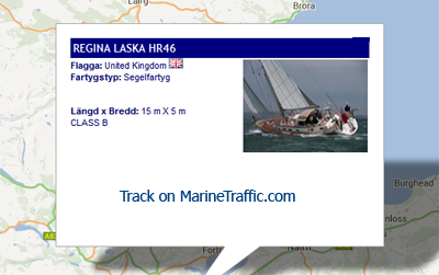 Click below to track on MarineTraffic.com
