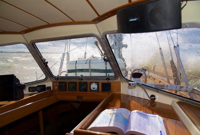 The new Volvo Penta D2-75 Engine – Regina Sailing – Cruising